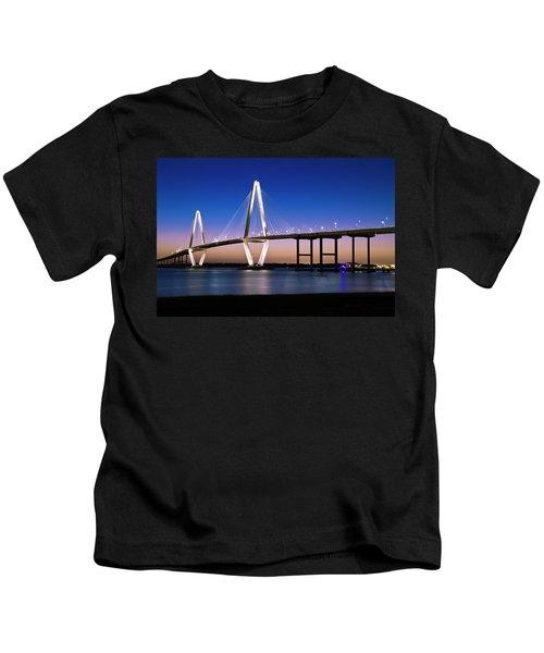 Ravenel Bridge 2 Kids T-Shirt