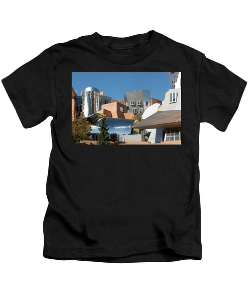 Ray And Maria Stata Center Kids T-Shirt