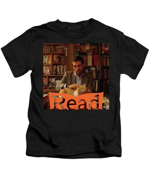 Read  National Readathon Kids T-Shirt