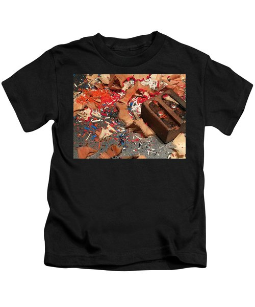 Ready-set-draw Kids T-Shirt