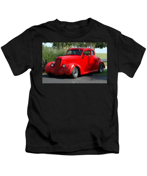 Red Car Kids T-Shirt