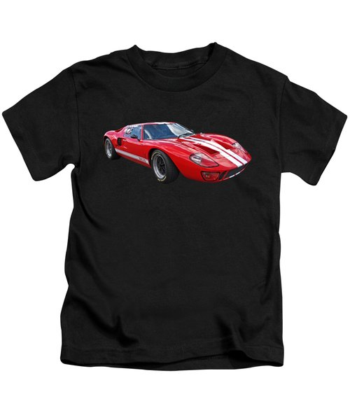 Red Carpet Ford Kids T-Shirt