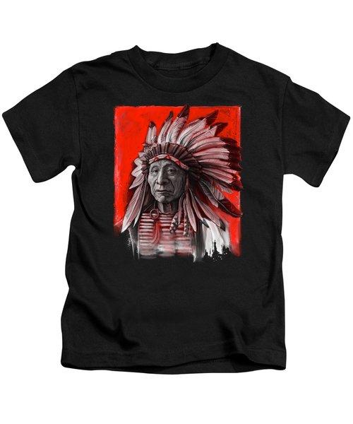 Red Cloud Kids T-Shirt