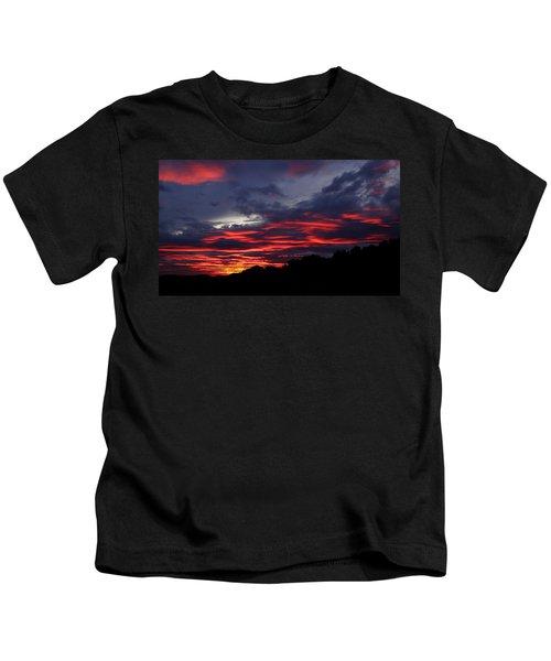 Red Cloud Mountain Kids T-Shirt