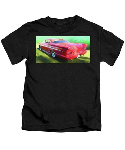 Red Custom Kids T-Shirt