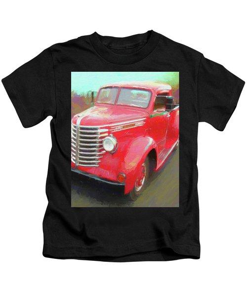 Red Diamond Kids T-Shirt
