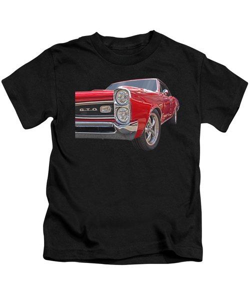 Red Gto Kids T-Shirt