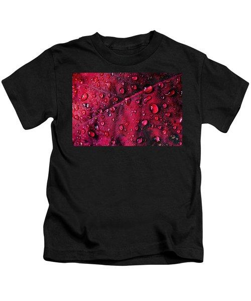 Red Morning Kids T-Shirt