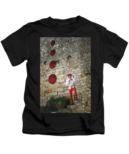 Red Piper Kids T-Shirt
