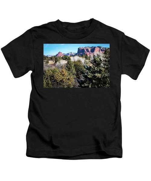 Red Rock Country Kids T-Shirt