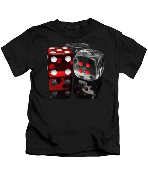 Red Rollers Kids T-Shirt