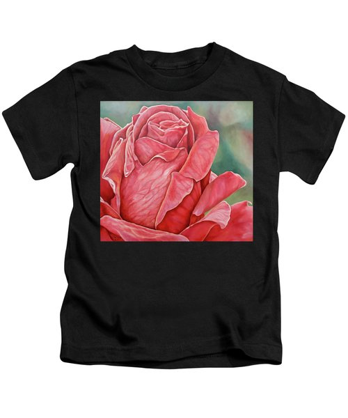 Red Rose 93 Kids T-Shirt