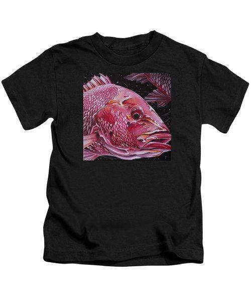 Red Snapper Kids T-Shirt