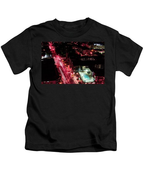 Red Streets Kids T-Shirt