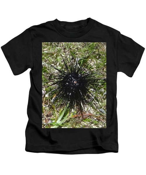 Reef Life - Sea Urchin 2 Kids T-Shirt