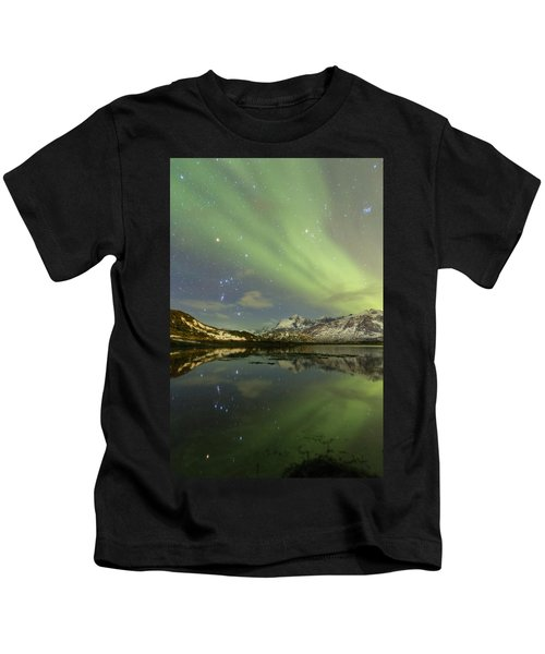 Reflected Orion Kids T-Shirt