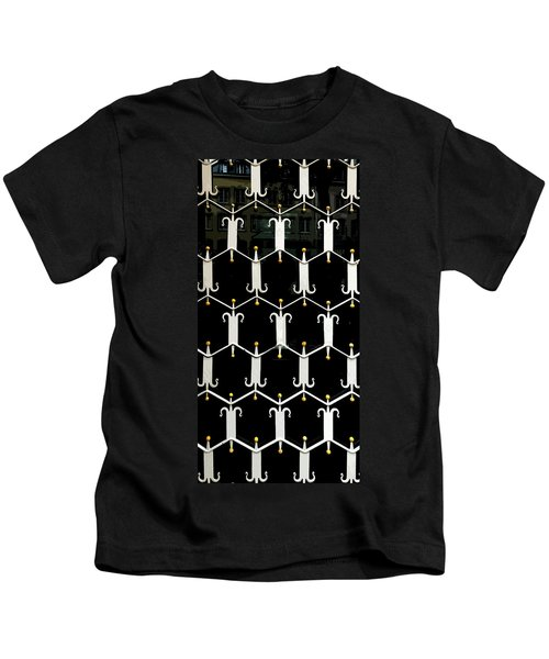 Reflections In A Doorway Kids T-Shirt