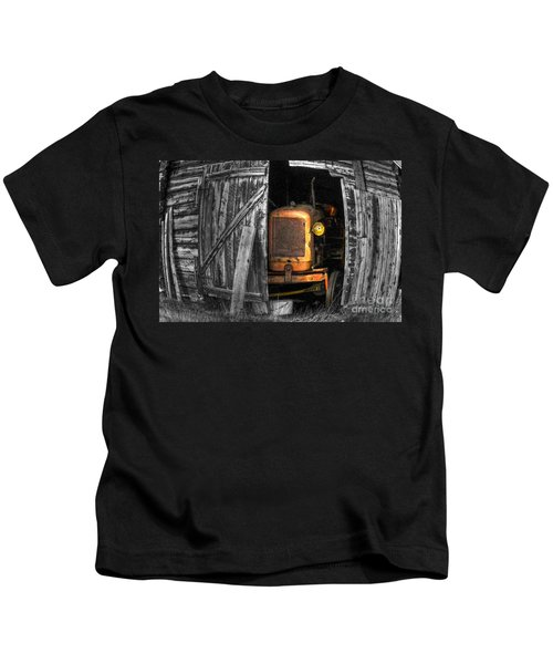 Relic From Past Times Kids T-Shirt