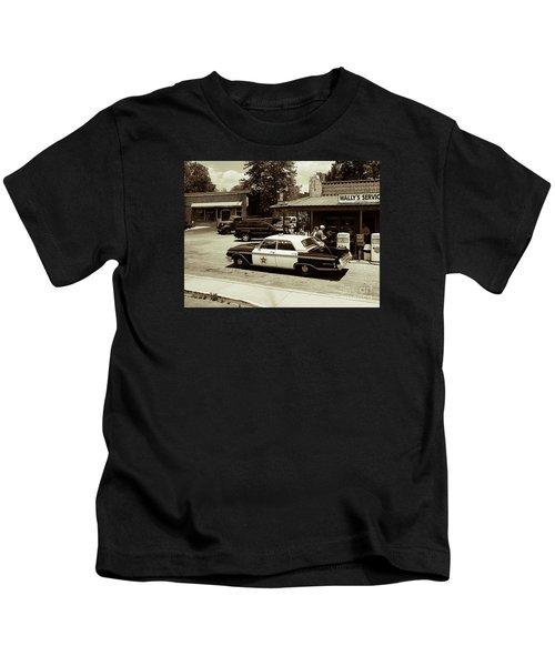 Reminder Of Times Past Kids T-Shirt