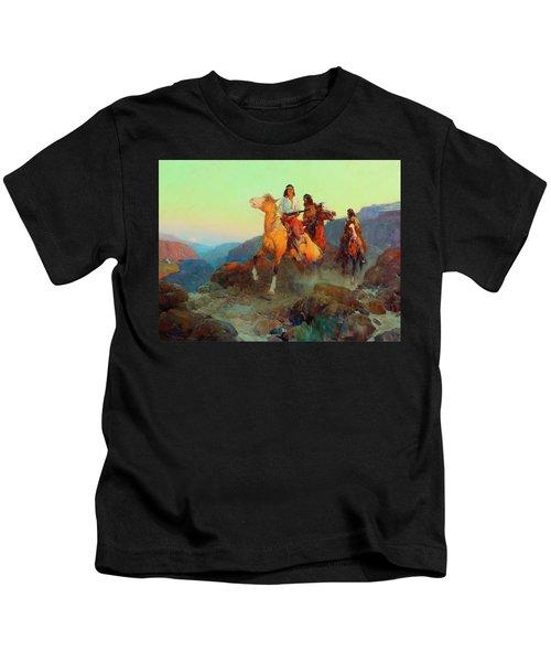 Renegade Apaches Kids T-Shirt