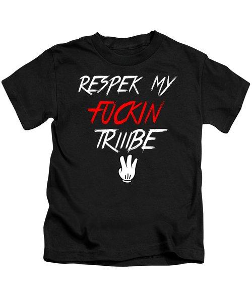 Respek Kids T-Shirt