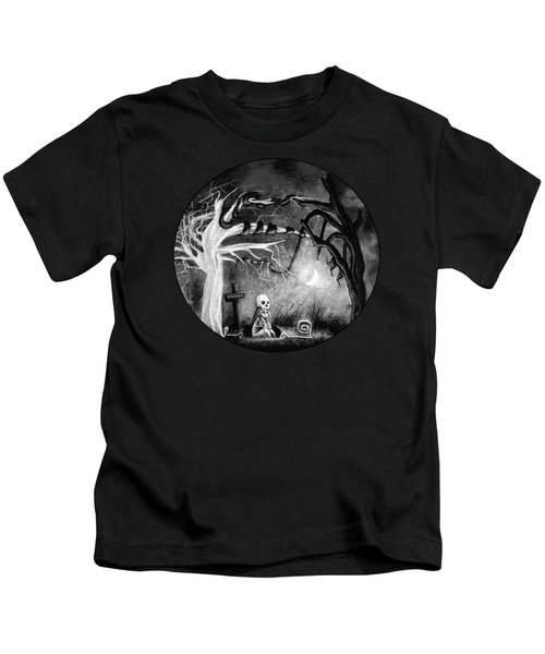 Rest In Expectation Kids T-Shirt