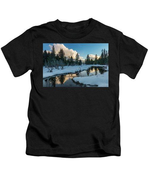 Resting Creek Kids T-Shirt