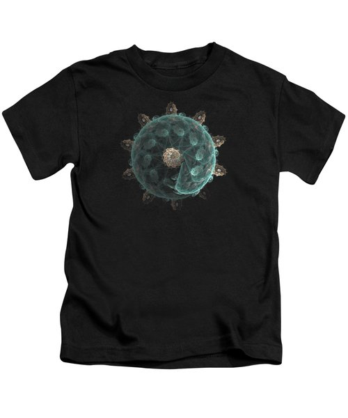 Revolving And Evolving Kids T-Shirt
