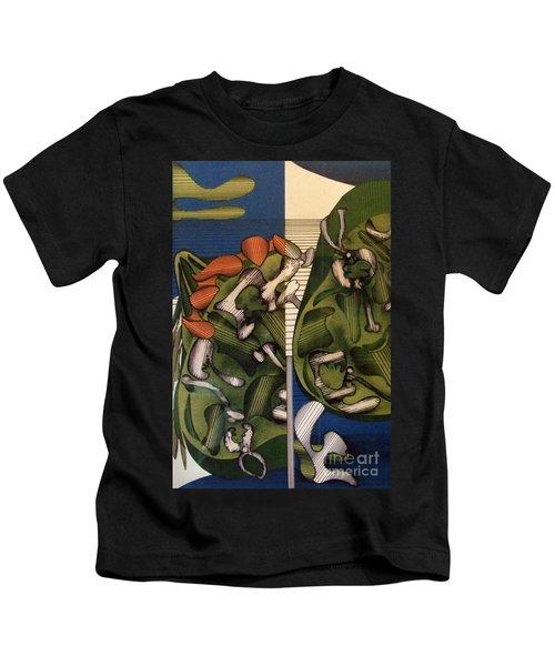 Rfb0105 Kids T-Shirt