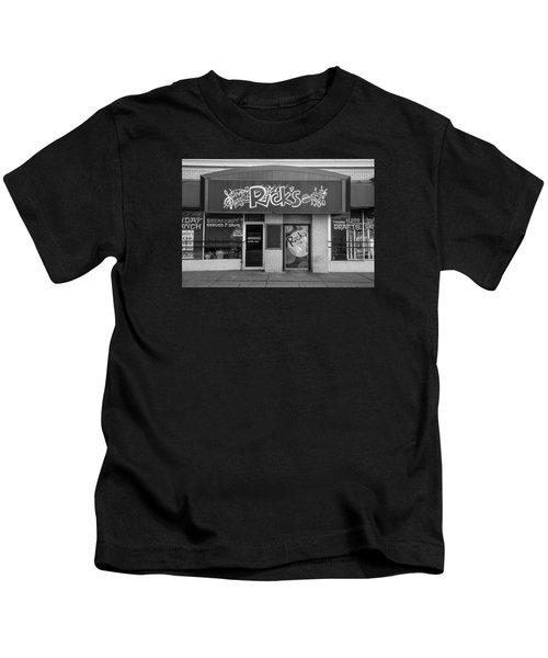 Rick's Cafe East Lansing  Kids T-Shirt