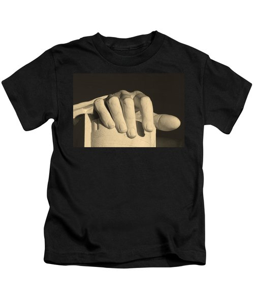 Right Hand Of The Man Kids T-Shirt