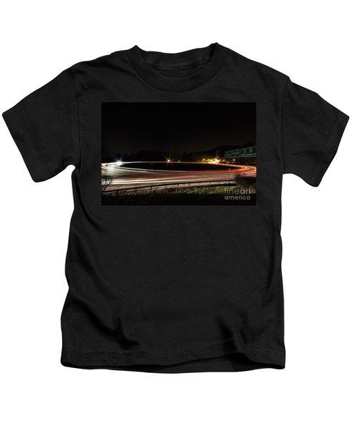 Ring Around The Circle Kids T-Shirt