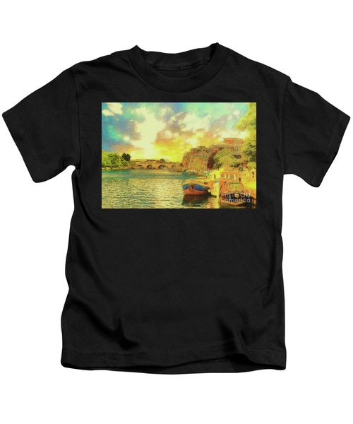 River View Kids T-Shirt