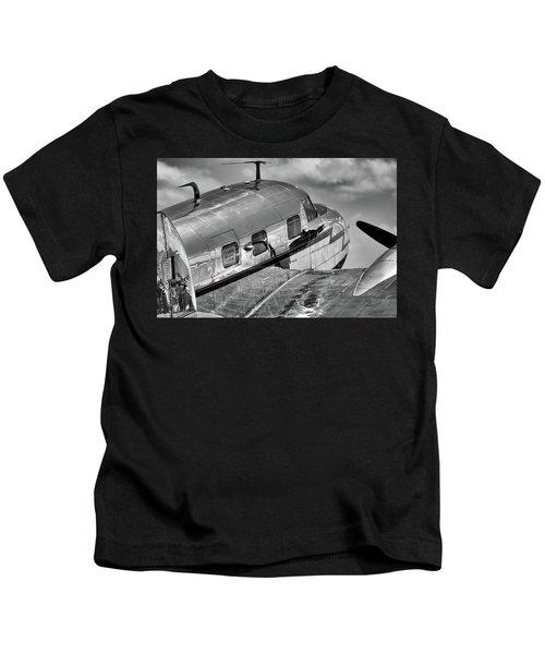 Rivets And Polished Metal Kids T-Shirt