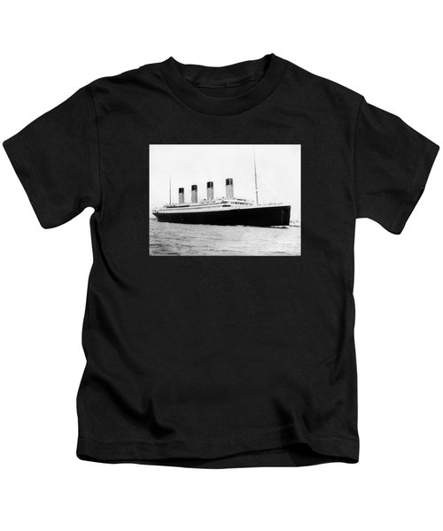 Rms Titanic Kids T-Shirt