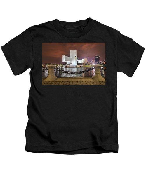 Rock Hall And The North Coast Kids T-Shirt