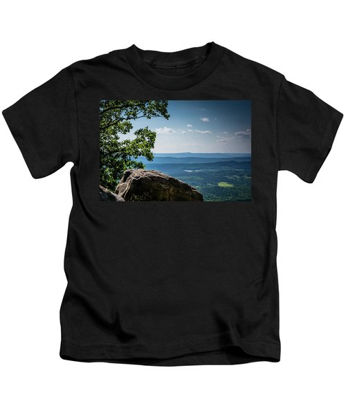 Rocky Perch Kids T-Shirt