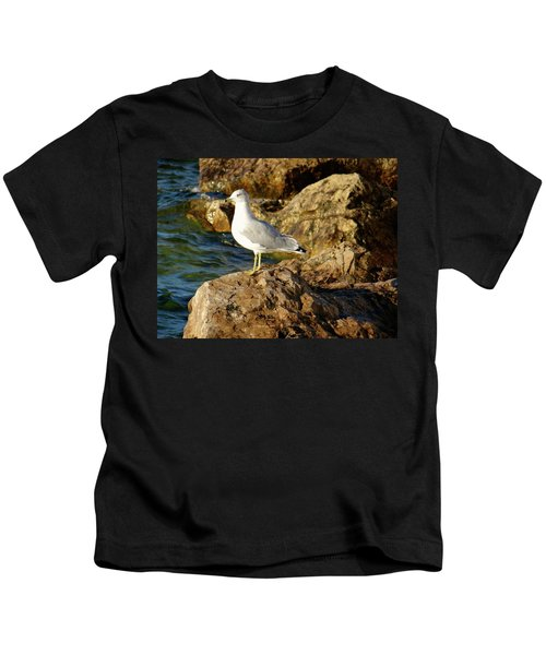 Rocky Waters Kids T-Shirt