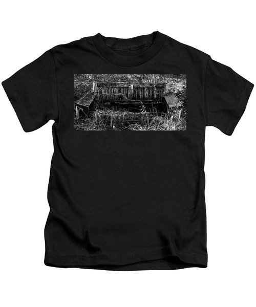 Death Of A Sofa Kids T-Shirt
