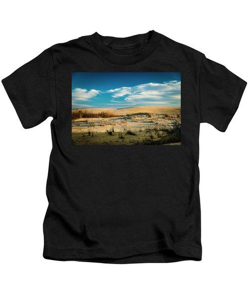 Rolling Sand Dunes Kids T-Shirt