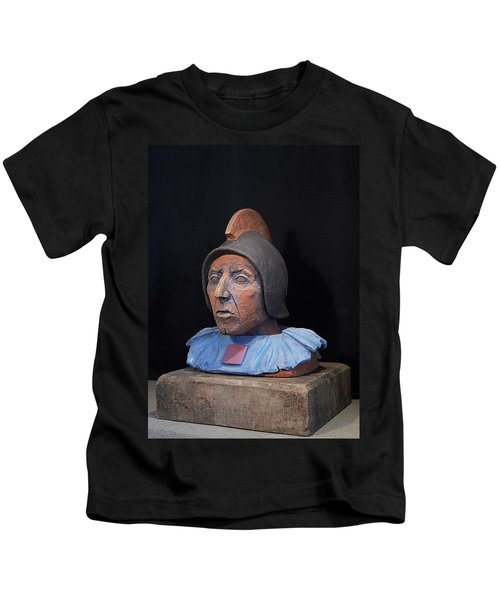 Roman Warrior Roemer - Roemer Nettersheim Eifel - Military Of Ancient Rome - Bust - Romeinen Kids T-Shirt
