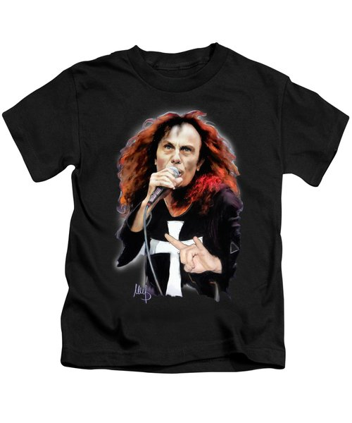 Ronnie James Dio Kids T-Shirt