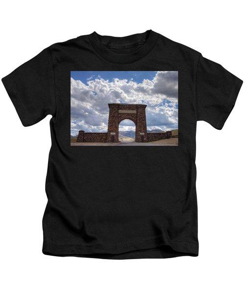 Roosevelt Arch Kids T-Shirt