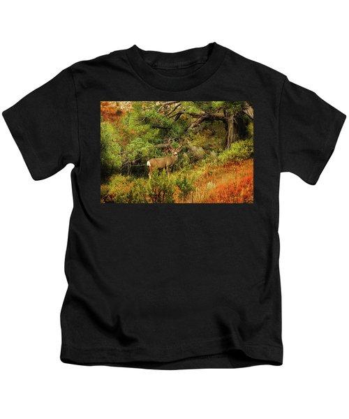 Roosevelt Deer Kids T-Shirt