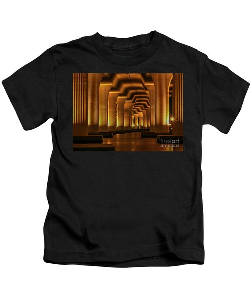 Roosevelt Night Shot Kids T-Shirt
