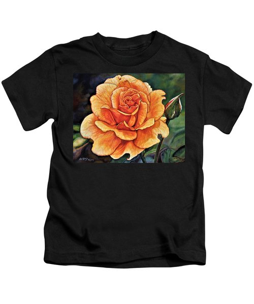 Rose 4_2017 Kids T-Shirt