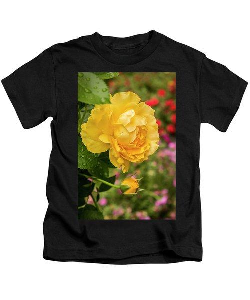 Rose, Julia Child Kids T-Shirt