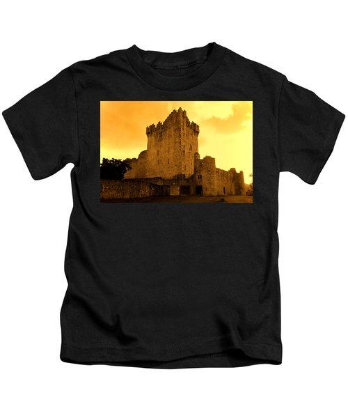 Ross Castle Kids T-Shirt