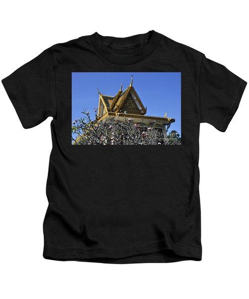 Roy Palace Cambodia 06 Kids T-Shirt