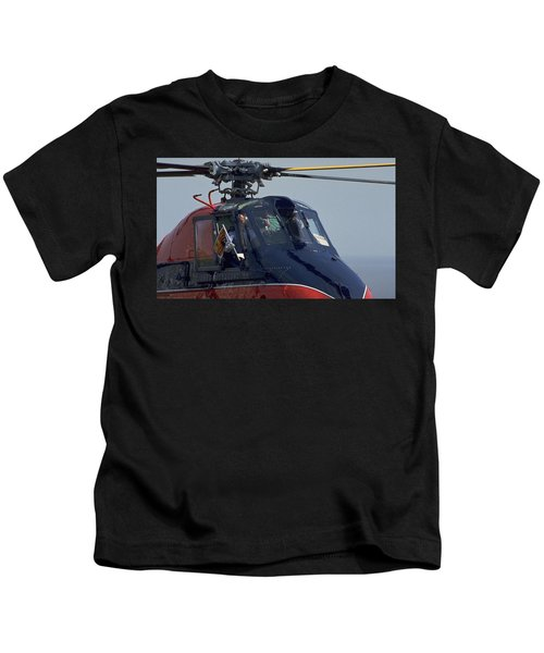 Royal Helicopter Kids T-Shirt